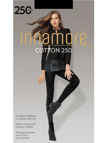 Колготки Cotton 250 XXL Innamore