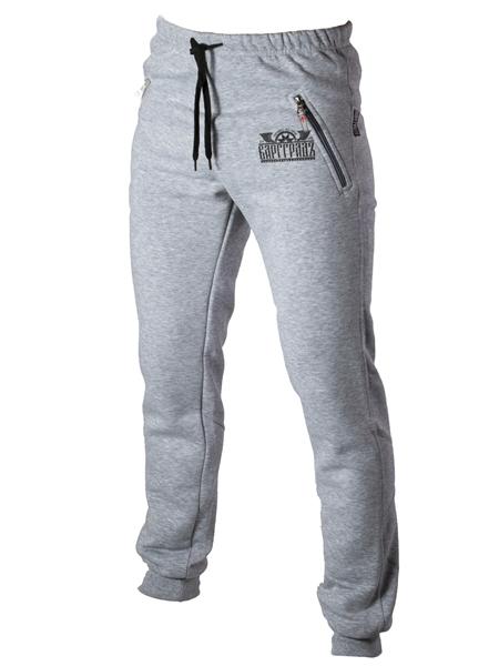 Спорт-брюки Варгградъ серый меланж (с/н)