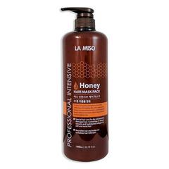 La Miso Professional Intensive Honey - Восстанавливающая маска для волос с экстрактом меда