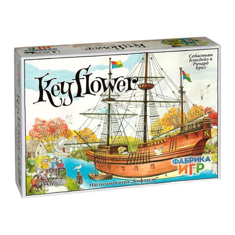 Настольная игра Keyflower