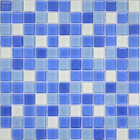 Мозаика стеклянная Iris 23x23x4 298х298
