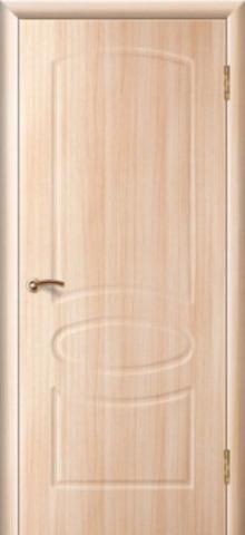 Дверь Каролина (стекло светлое) (беленый дуб, остекленная ПВХ), фабрика Зодчий