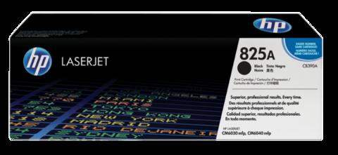 Оригинальный картридж HP CB390A (№825A), чёрный