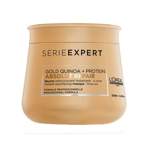 L'Oreal Professionnel Absolut Repair Gold Quinoa + Protein - Восстанавливающая маска с кремовой текстурой