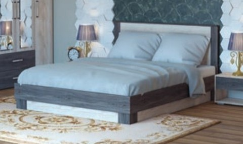Спальня ВЕРСАЛЬ-1 кровать КД-2.6 1600