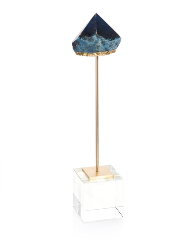 Blue Agate Point