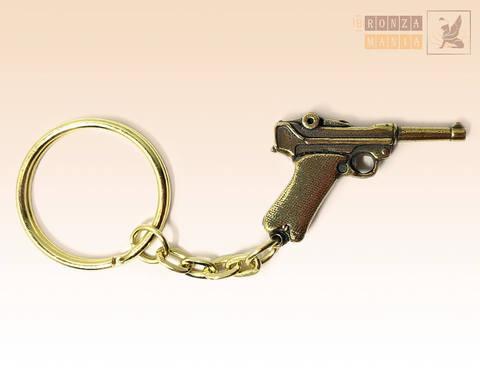 брелок Пистолет Люгер - Парабеллум