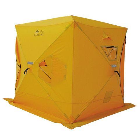 Зимняя палаткаTramp Cube 180 (желтый)