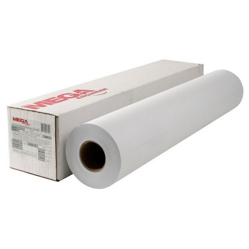 Бумага широкоформатная ProMEGA engineer InkJet 70г 914ммх175 76мм
