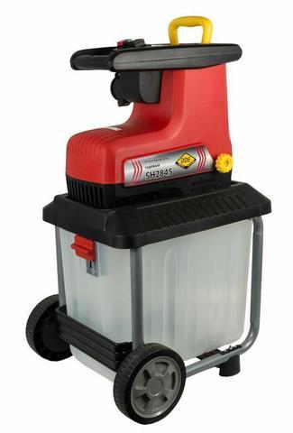 Измельчитель садовый DDE SH2845 Капибара 2820Вт, 3650об/мин, до 45 мм, колёса, сборник 60л, (SH2845)