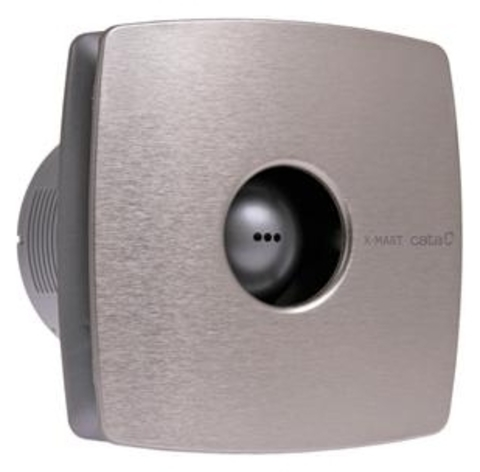 Накладной вентилятор Cata X-Mart 10 inox Timer