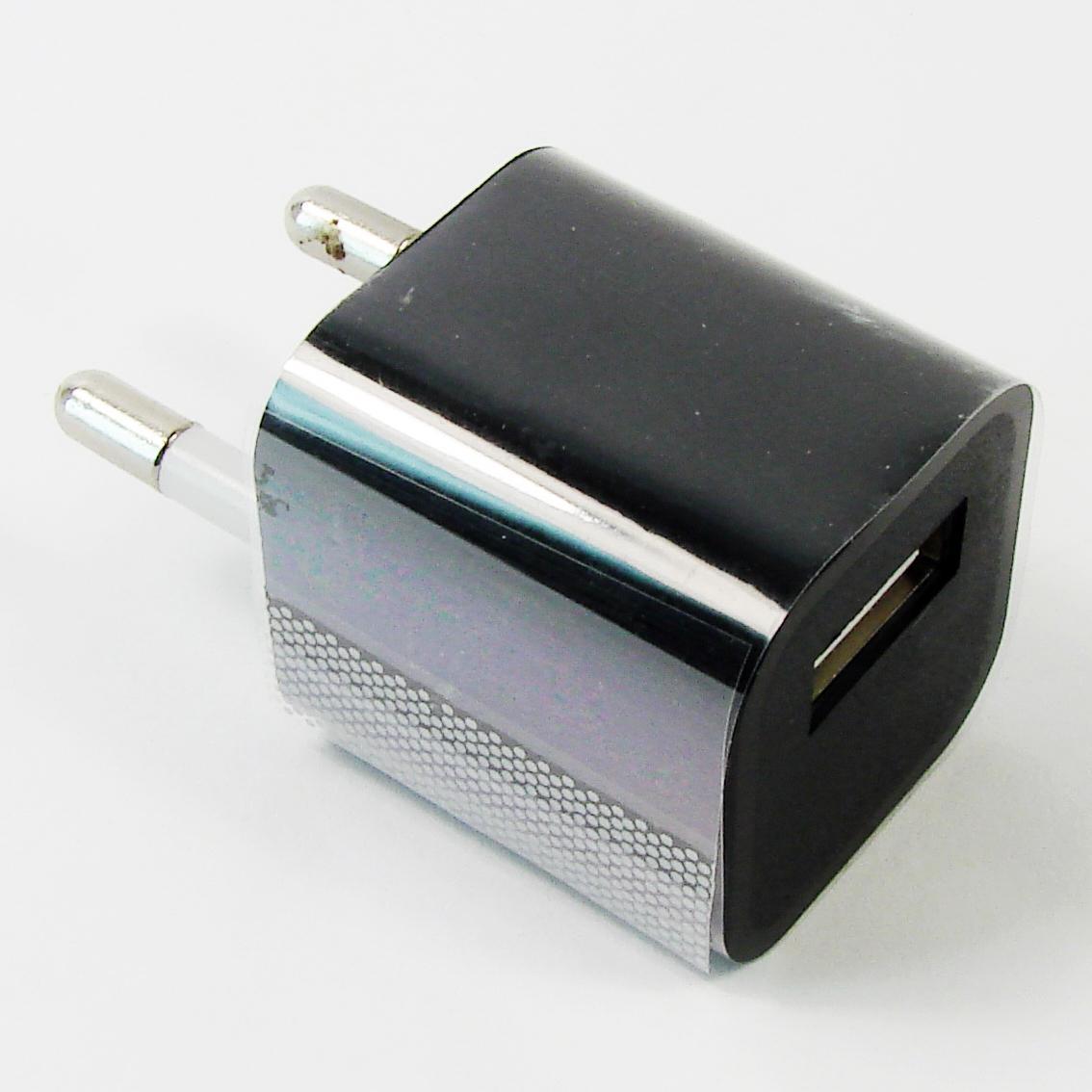 Адаптер USB 5V/1А для подключения ночника к розетке