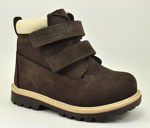 Ботинки утепленные Minitin (Mini-shoes)