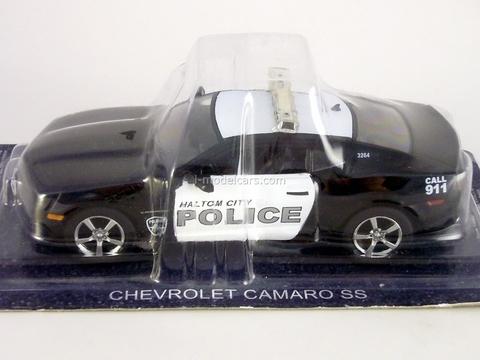 Chevrolet Camaro SS Haltom City Texas USA 1:43 DeAgostini World's Police Car #30