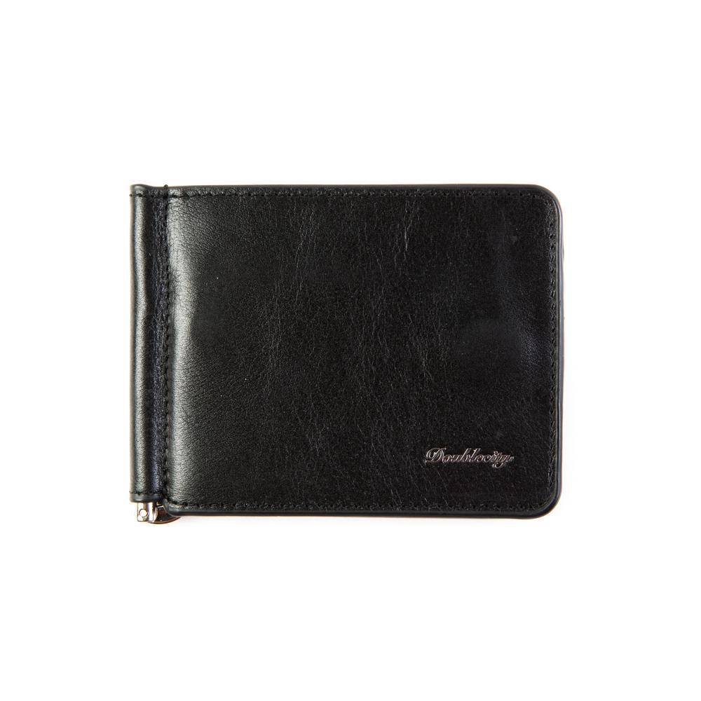 Зажим для денег c RFID-защитой из натуральной кожи Doublecity 096-DC32-11J