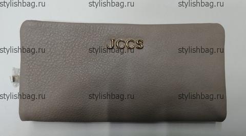 Женский кошелек на молнии JCCS js-3205pink