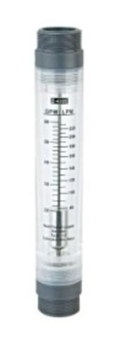 Ротаметр модели Z-4004 2-20 GPM (0,45-4,5 м³/час) 1