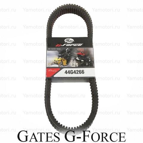 Ремень вариатора GATES G-FORCE 44G4266  1114 мм х 37 мм (POLARIS, SKI-DOO, LYNX)