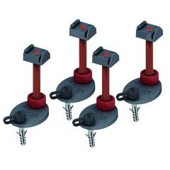 Комплект опор для душевого лотка Tece TECEdrainpoint 660003 фото