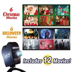 Windows projector INCLIDES 12 MOVIES