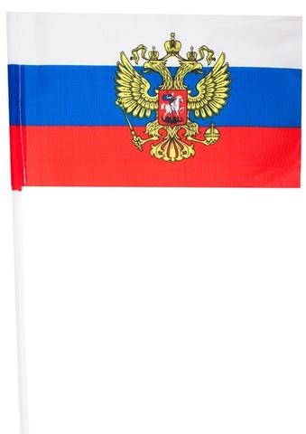 Флаг России на палочке - Магазин тельняшек.ру 8-800-700-93-18