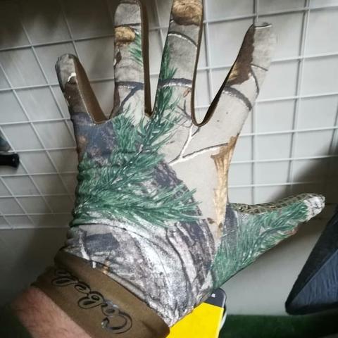 Перчатки Cabela's Men's Camoskinz