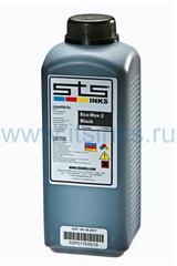 Эко-сольвентные чернила STS Eco-Max2 Black 1000 мл