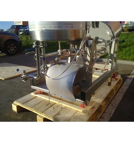 Кизельгуровый фильтр для пива 3500 л/ч
