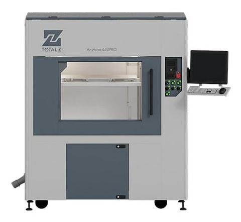 3D-принтер Total-Z Anyform 650-PRO HOT+
