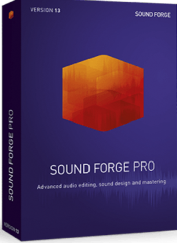 SOUND FORGE 13