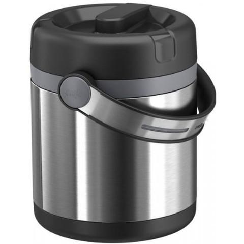 Термос для еды Emsa Mobility (1,2 литра), серый/стальной