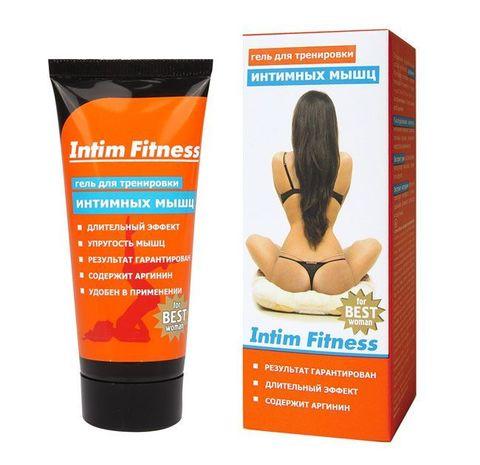 Гель для женщин Intim Fitness - 50 гр. - Биоритм Средства для коррекции размеров LB-90001