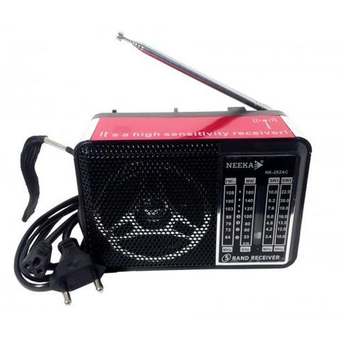Радио NEEKA NK-202 AC