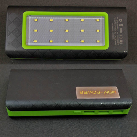 Power Bank MRM-Power 3хUSB 16000 mAh