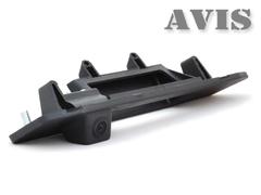 Камера заднего вида для Mercedes ML-Class W166 11+ Avis AVS321CPR (#130)