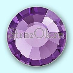 Купить стразы оптом клеевые Velvet фиолетовые