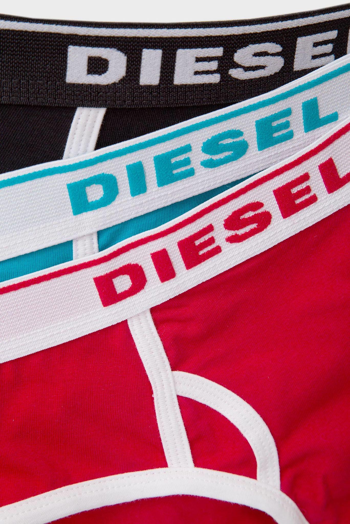 Женские хлопковые трусики (3 шт) E4337 Diesel
