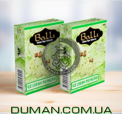 Balli ICE CREAM PISTACHIO (Балли Фисташковое Мороженное)