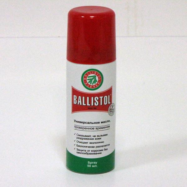 "Масло ""Ballistol"" sprey 50 мл"
