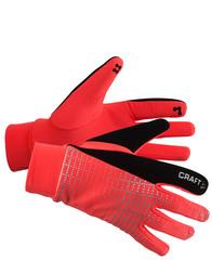 Беговые перчатки Craft Brilliant 2.0 Thermal Red