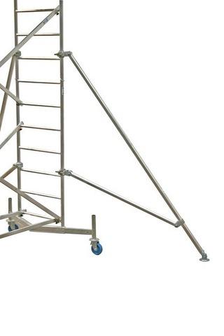 Угловая подпора для подмостей ClimTec