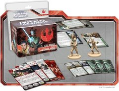 Star Wars Imperial Assault: Ezra Bridger and Kanan Jarrus (Ally Pack)