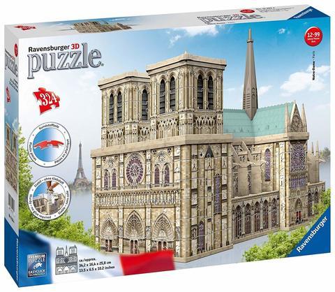 Puzzle - Notre Dame                216p