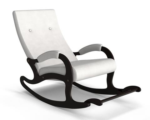 Кресло-качалка Сан-Ремо экокожа