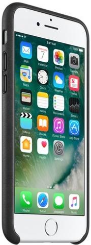 Клип-кейс Apple кожаный для iPhone 7