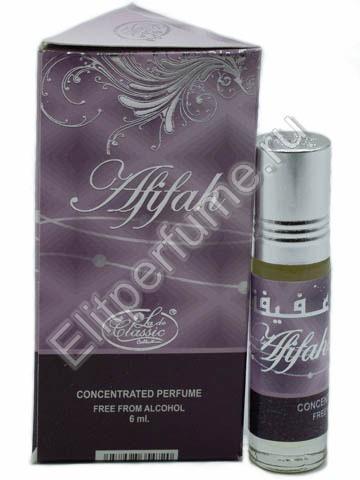 Lady Classic 6 мл Afifah масляные духи из Арабских Эмиратов