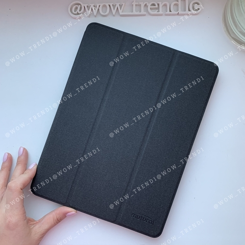 Чехол iPad PRO 12,9 (2018) Mutural Smart Case /black/