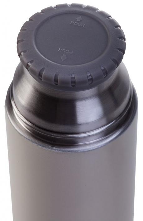 Coffee Break vacuum flask, beige