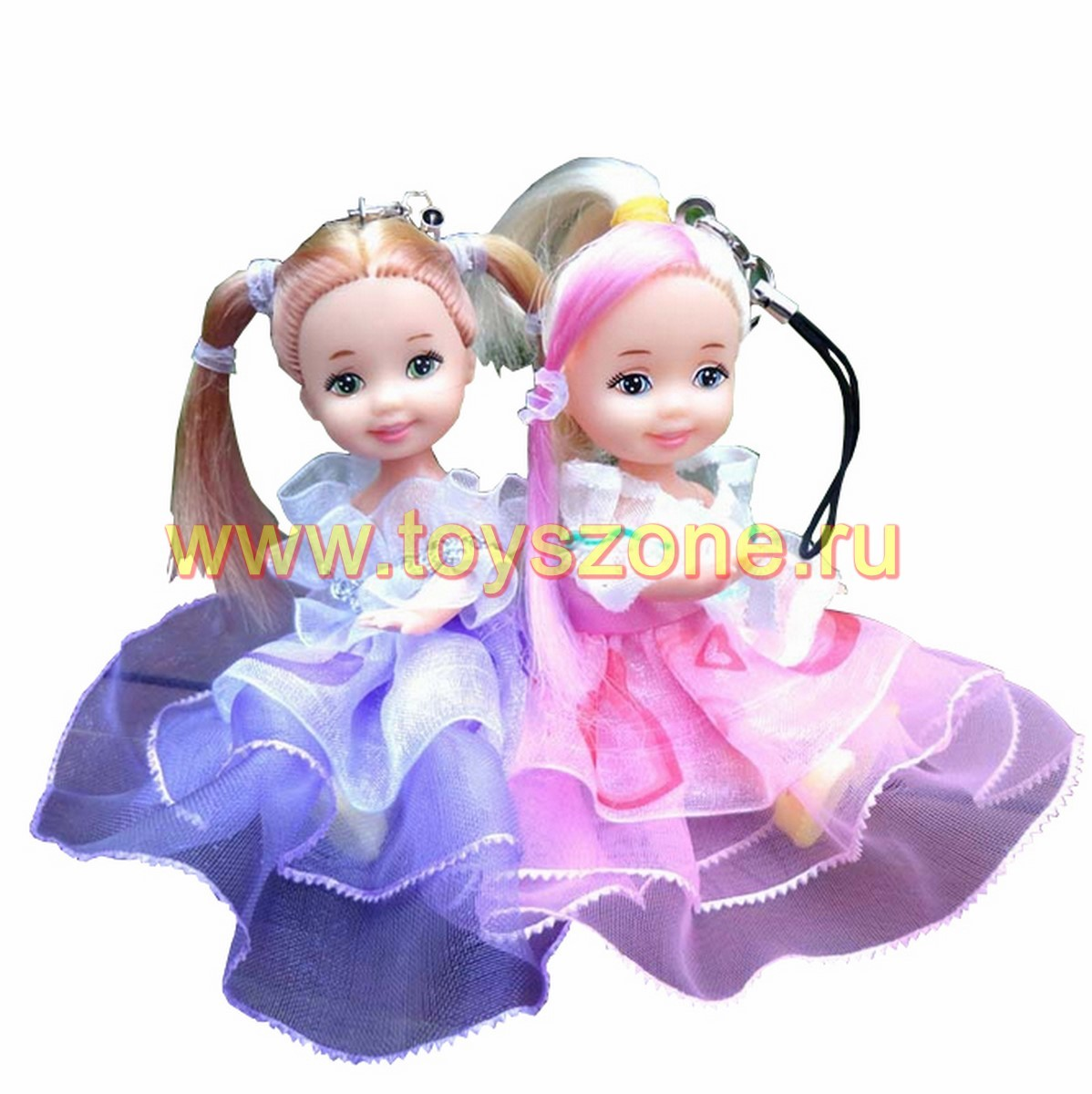 Брелок Beautiful Girls Doll