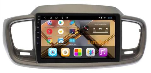Магнитола CB3109T8 Kia Sorento Prime 2015-2018 Android 8.1